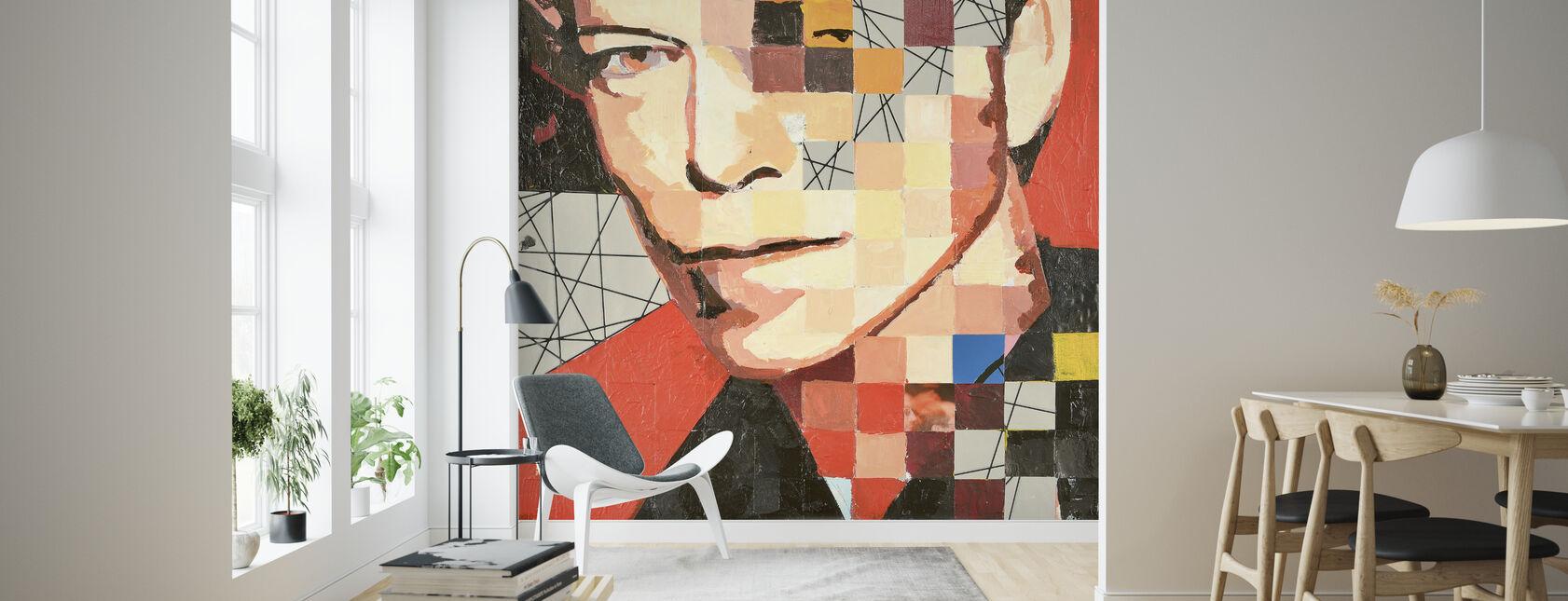 Change - Wallpaper - Living Room
