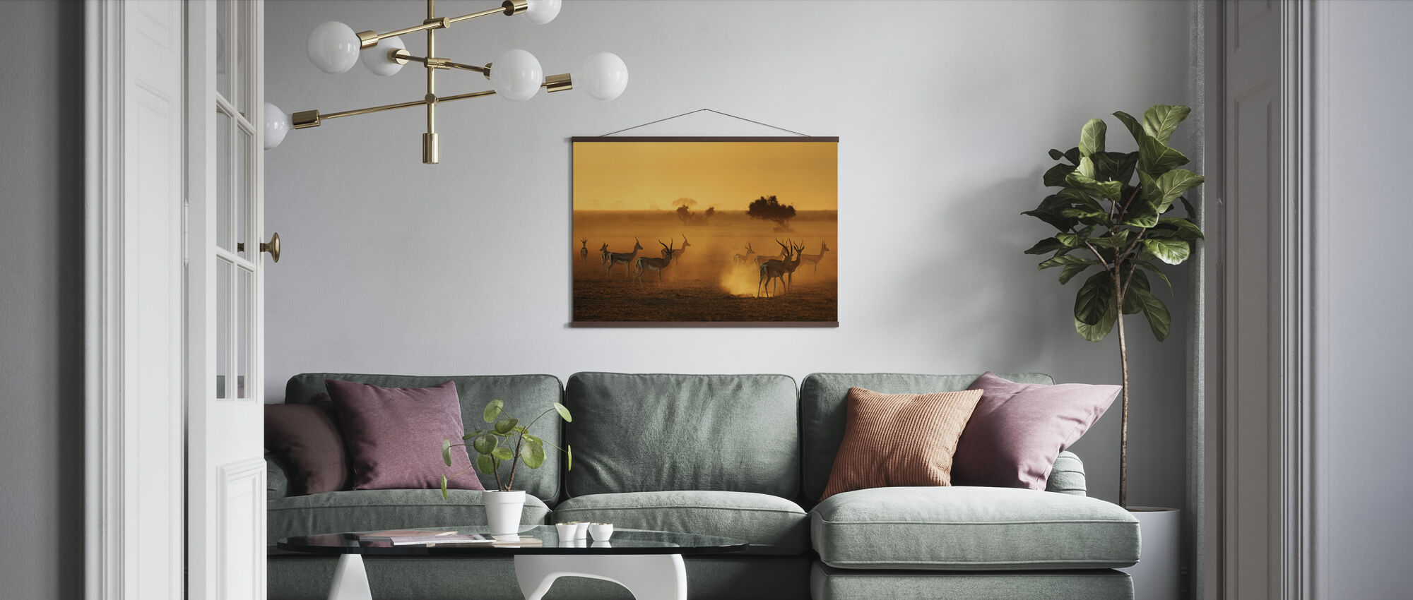 Sentinels - Poster - Woonkamer