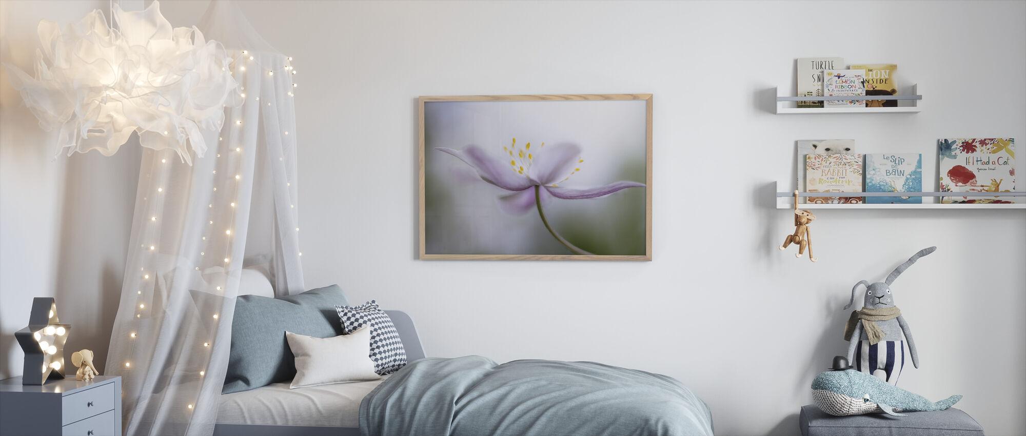 Nemorosa - Framed print - Kids Room