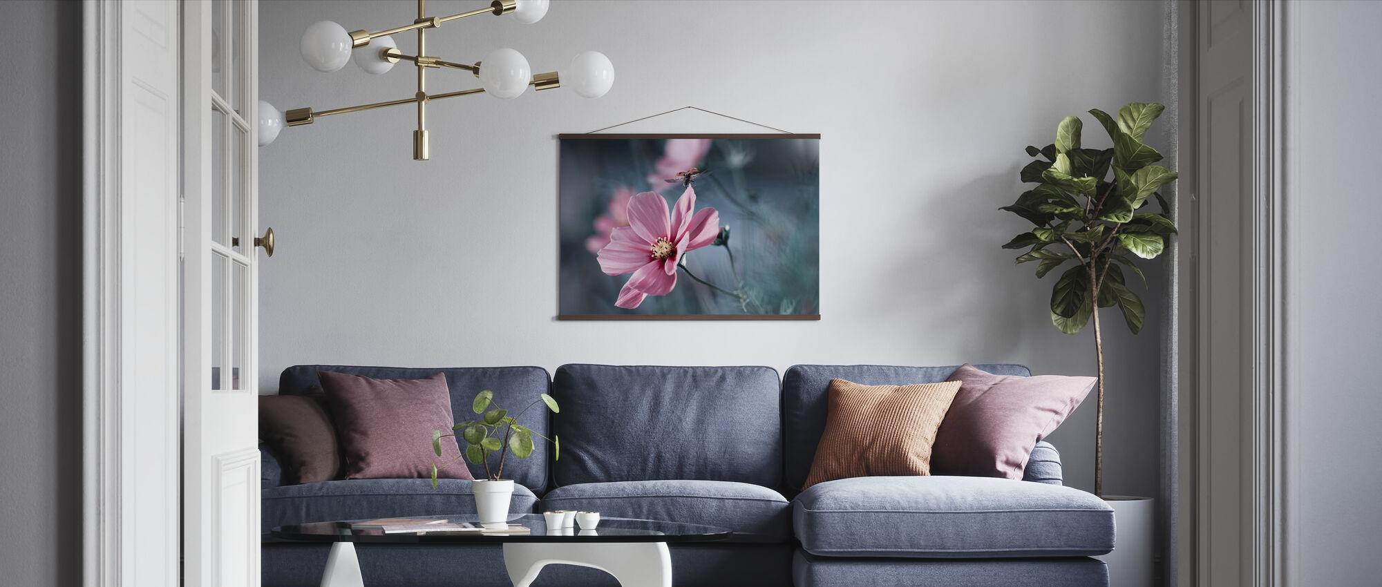 Enchanted Ladybug - Poster - Living Room