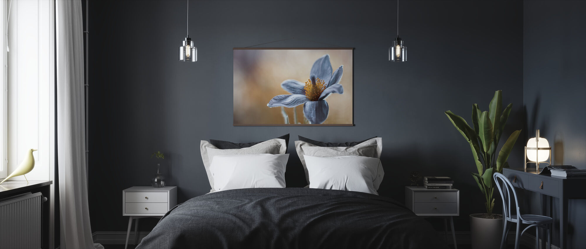 Not just any Flower - Poster - Bedroom