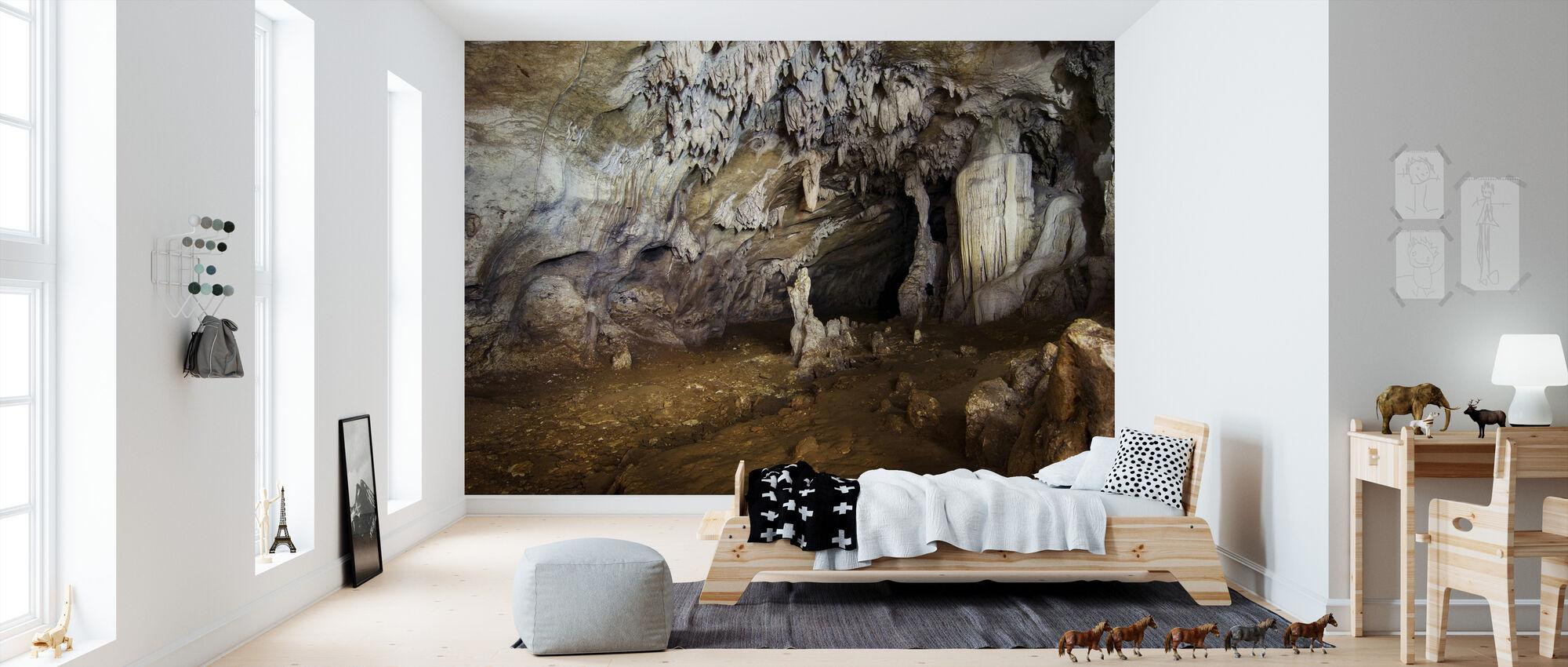 sohoton cave mit fototapeten einrichten photowall. Black Bedroom Furniture Sets. Home Design Ideas