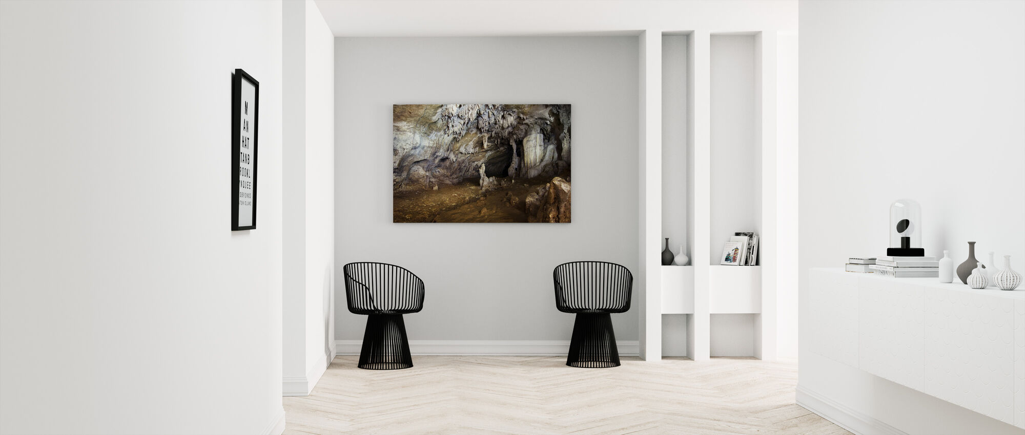 Sohoton grotta - Canvastavla - Hall