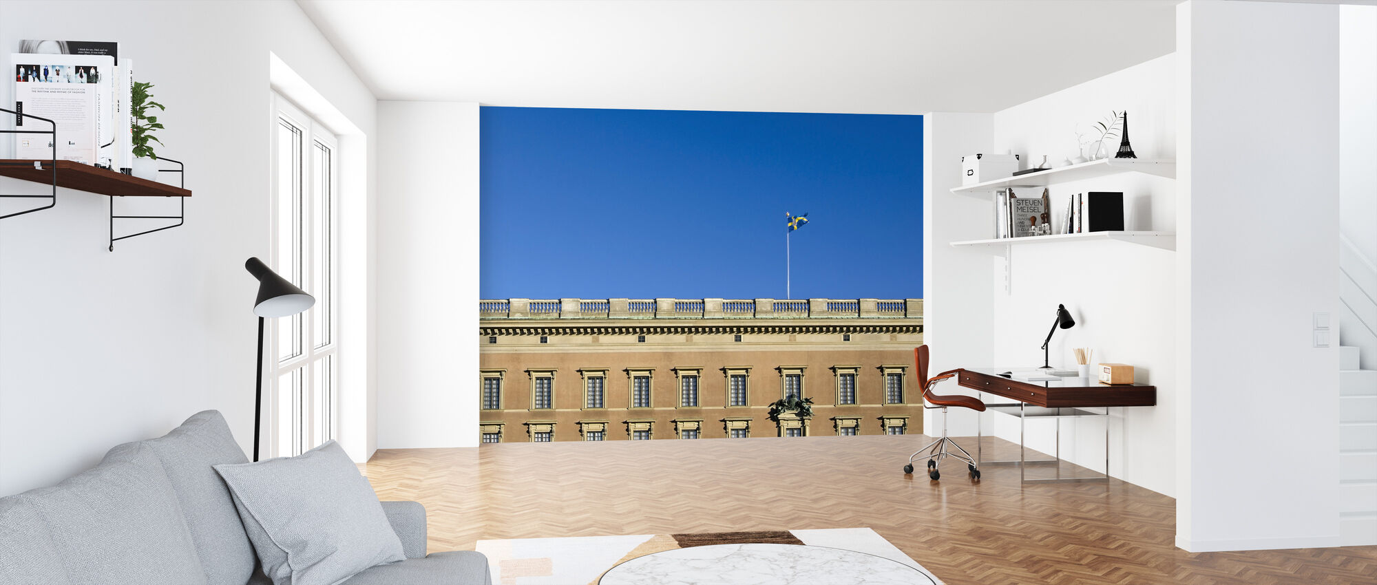 Details of Stockholm Palace - Wallpaper - Office
