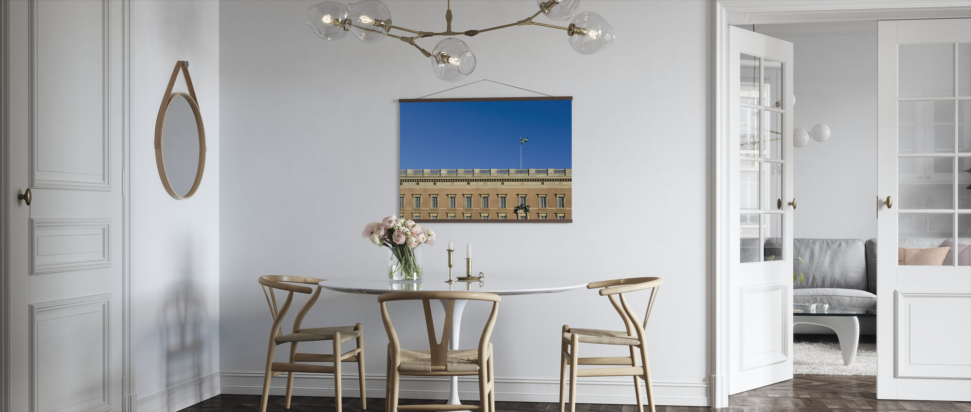 Details of Stockholm Palace - Poster - Kitchen
