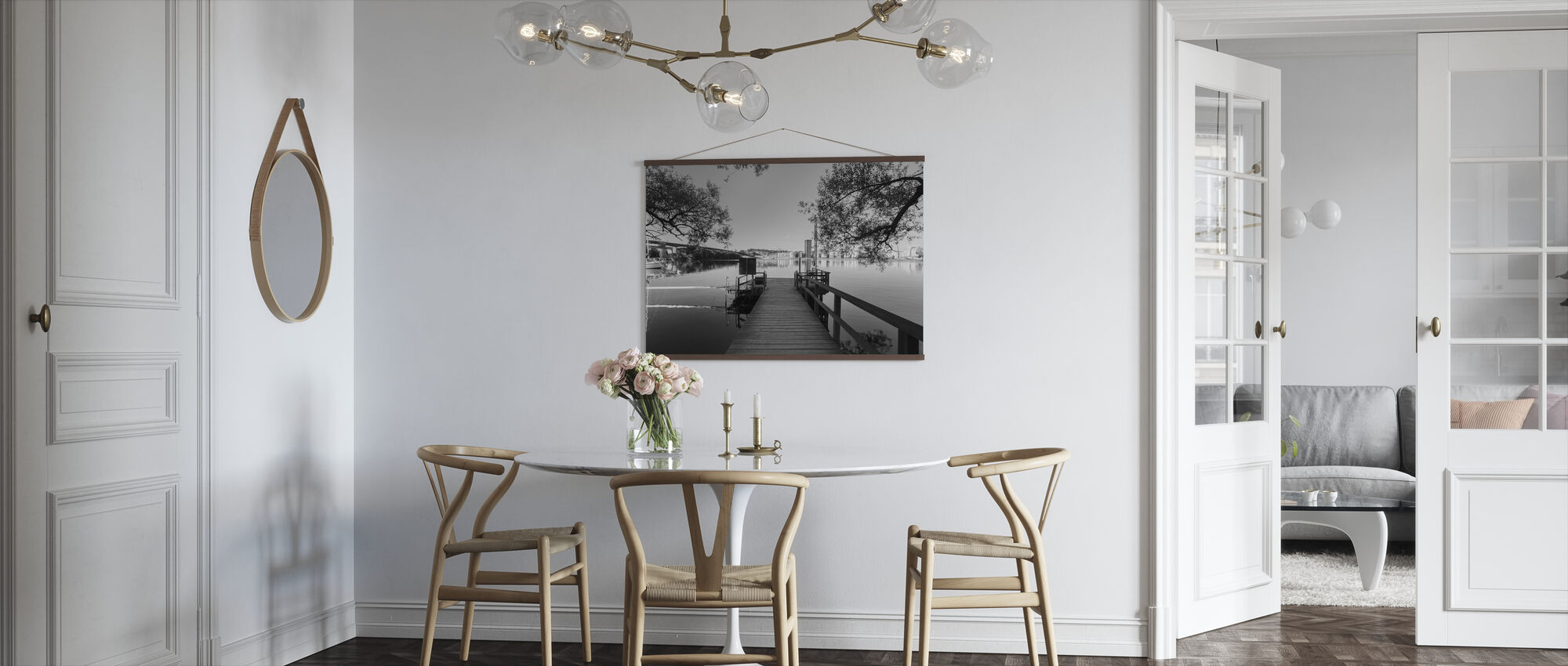 So much in Mono - Poster - Kitchen