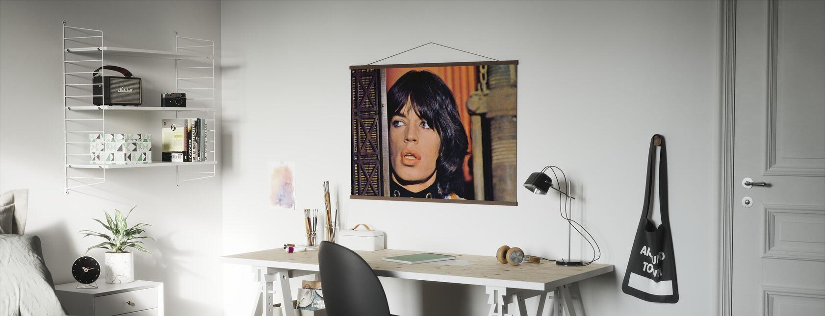 Performance 1970 - Poster - Büro