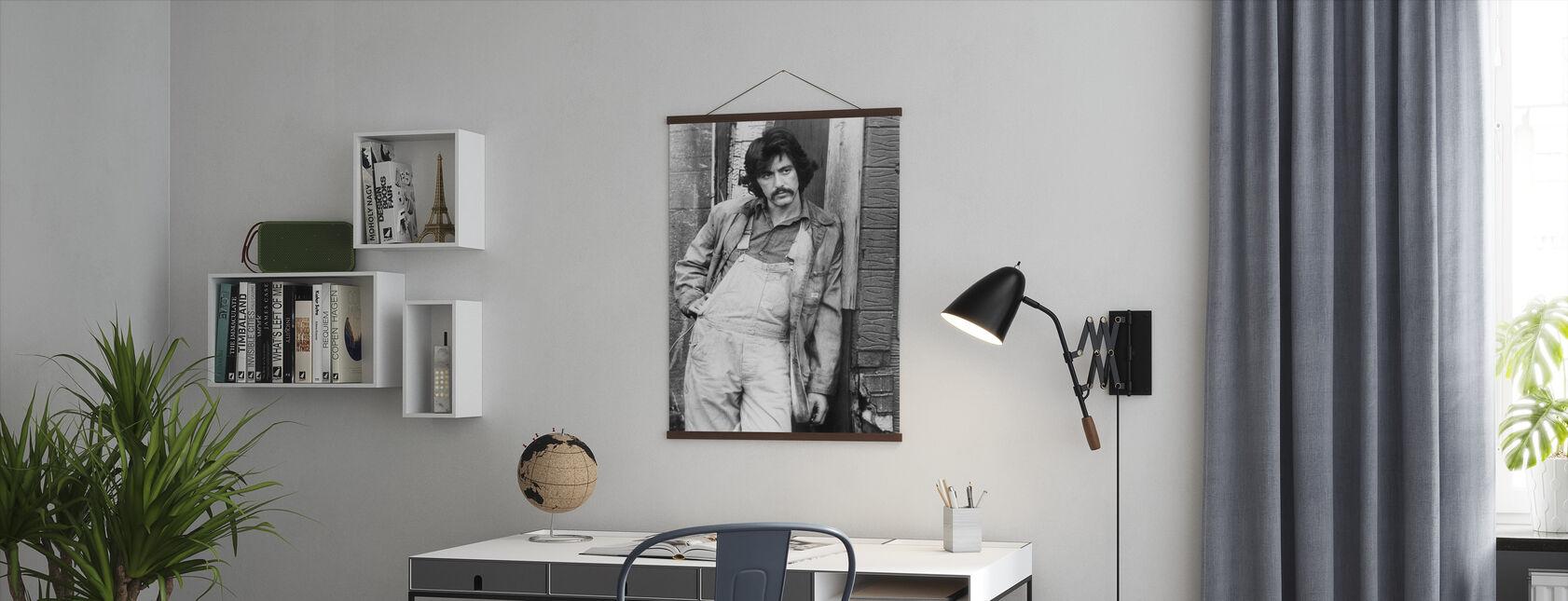 Serpico - Poster - Office
