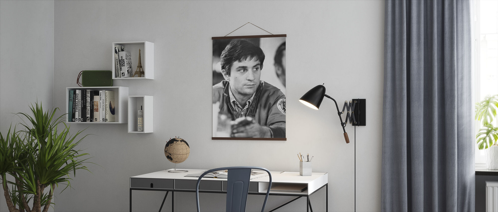 Taxi Driver - Travis Bickle - Poster - Office
