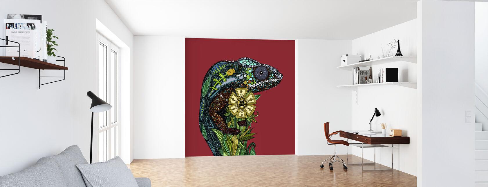 Chameleon - Wallpaper - Office