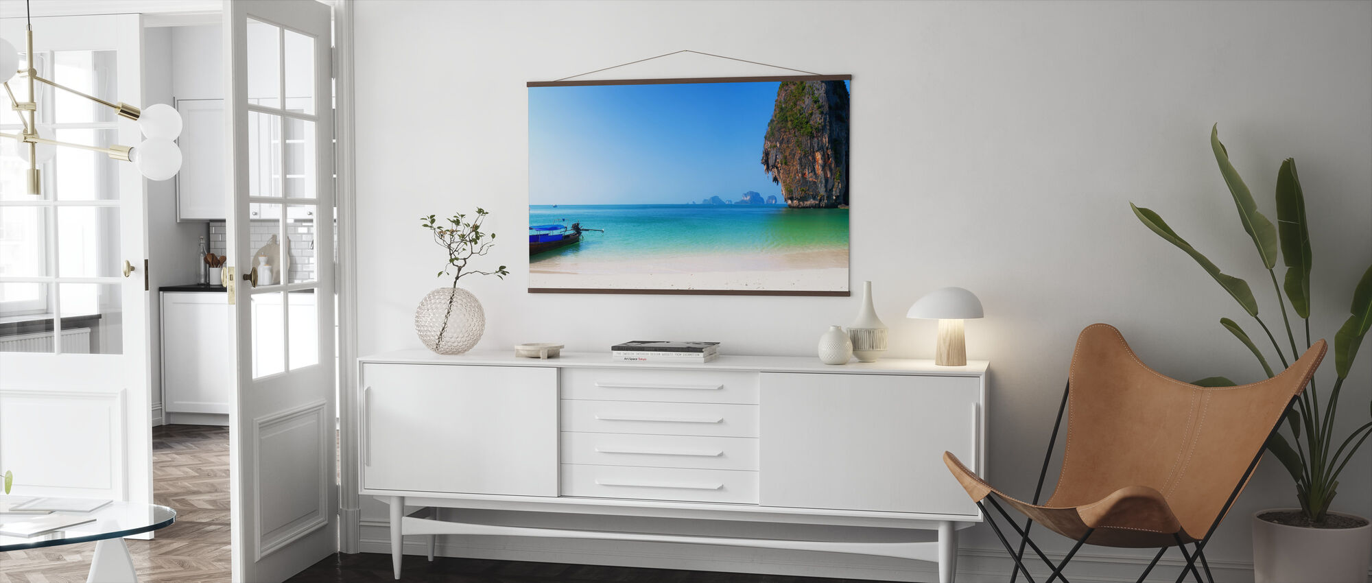 Thailand Island Beach - Poster - Living Room