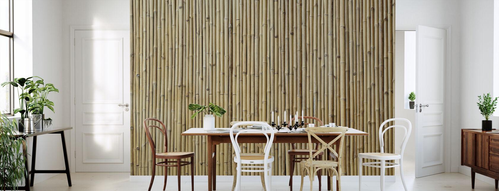 Bambu rakenne - Tapetti - Keittiö