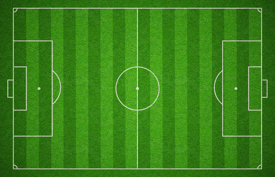 Football Pitch Wall Mural Wallpaper Ws 42395: Popular Wall Mural