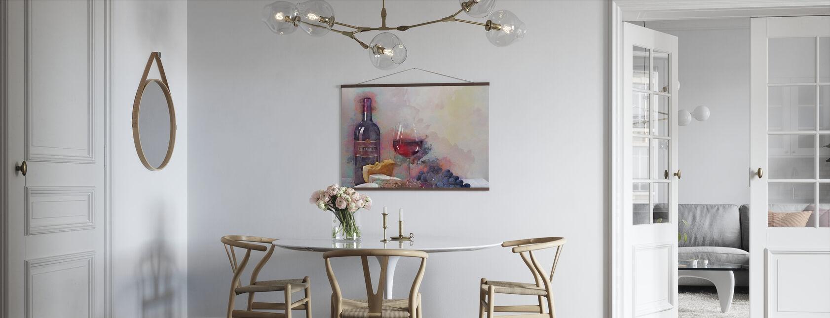 Ett speciellt tillfälle - Poster - Kök