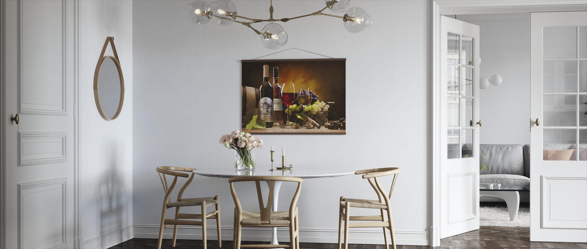 A Taste of Napa Valley - Poster - Kitchen