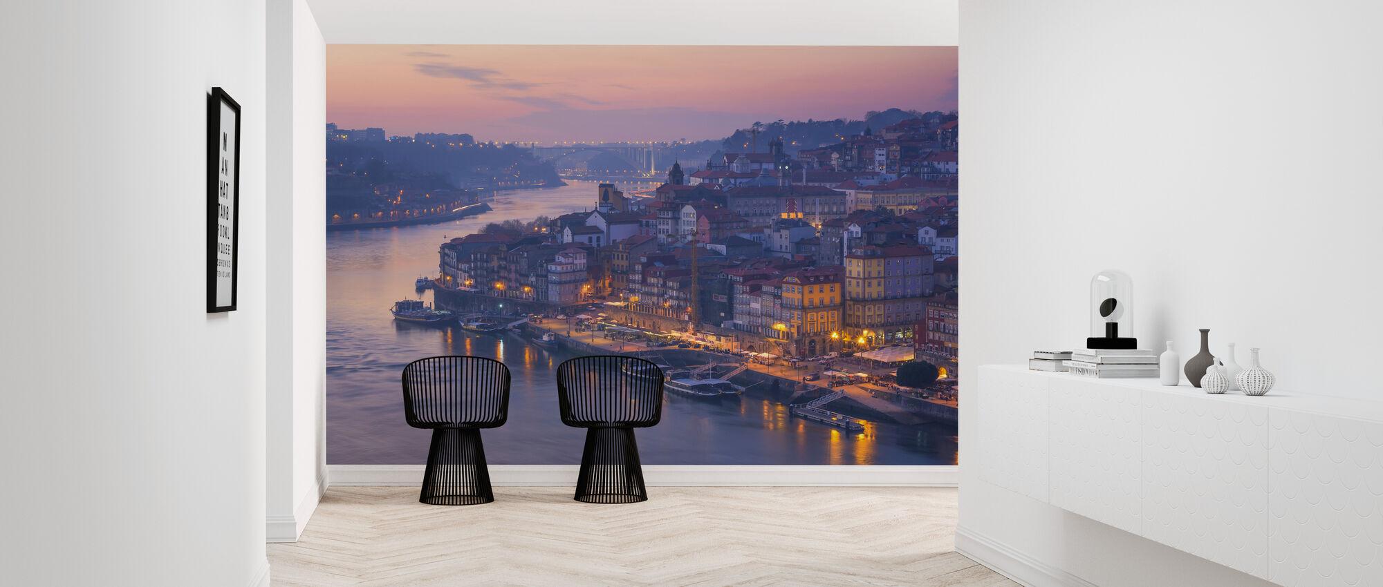 Sunset Porto City - Tapetti - Aula