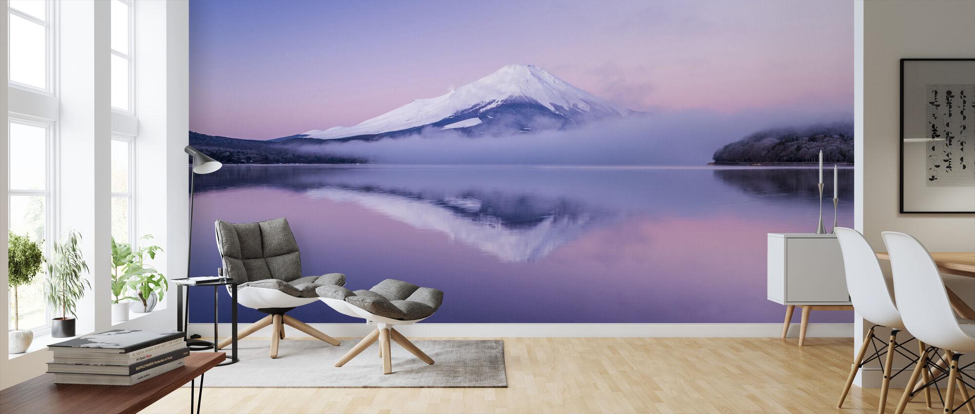 Morning in Veil - Wallpaper - Living Room