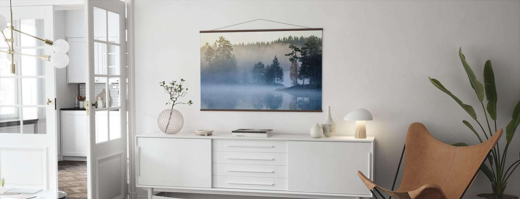 Norjan usva - Juliste - Olohuone