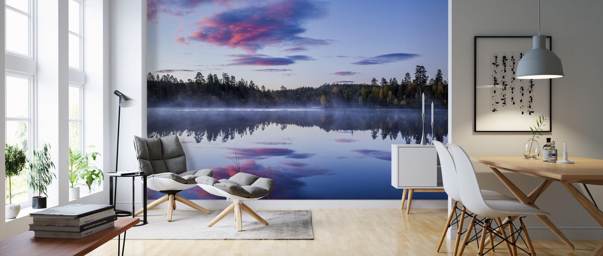 Norwegian Morning - Wallpaper - Living Room