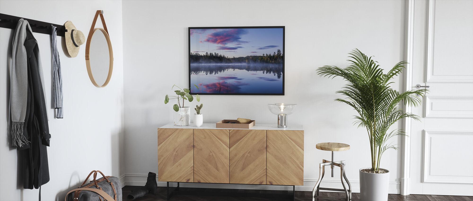Norwegian Morning - Framed print - Hallway