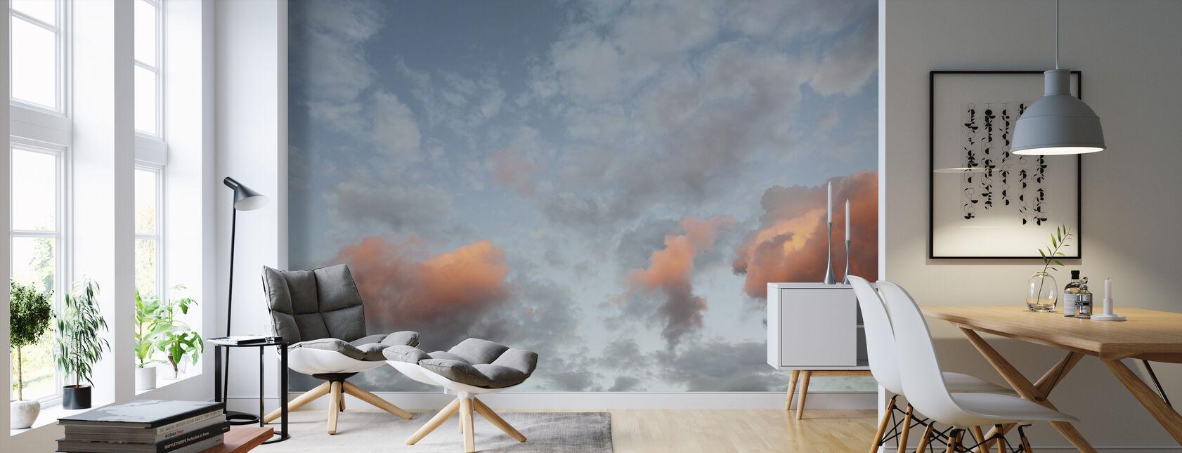 Pilvet ja taivas - Tapetti - Olohuone