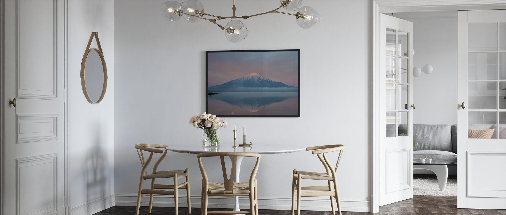 Color of Sunrise - Framed print - Kitchen