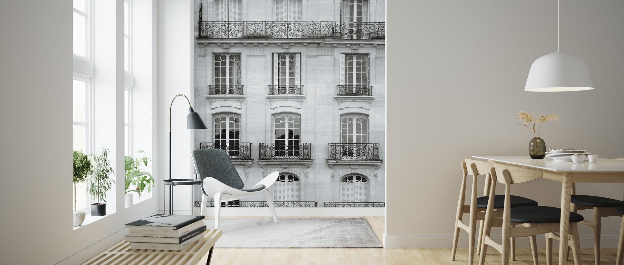 Across the Street I - Wallpaper - Living Room