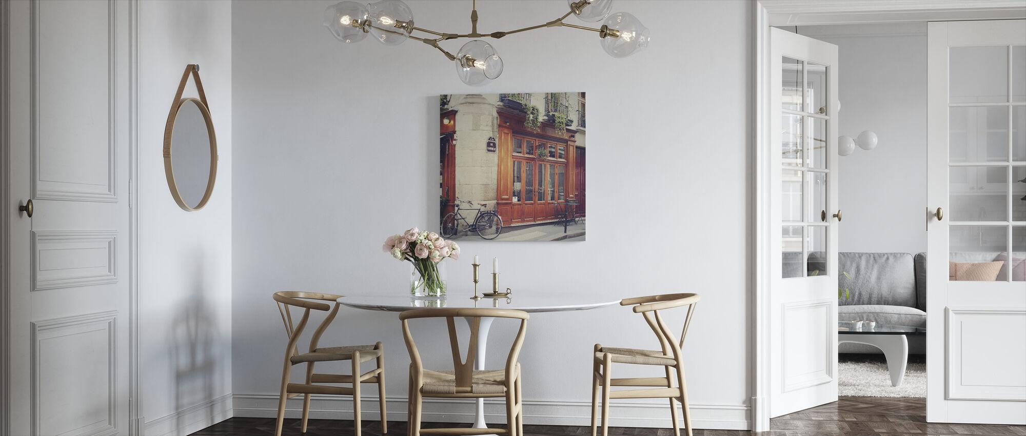 Chanoinessewa-straat - Canvas print - Keuken