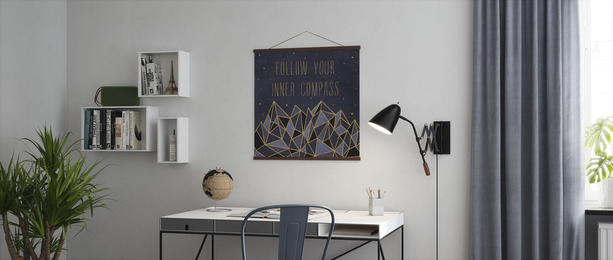 Written in the Stars III - Poster - Office