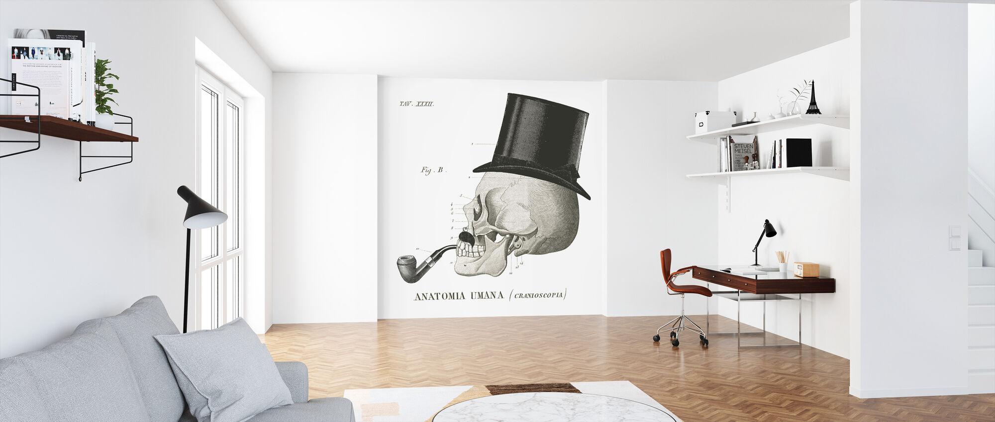 Dandy Bones II - Wallpaper - Office