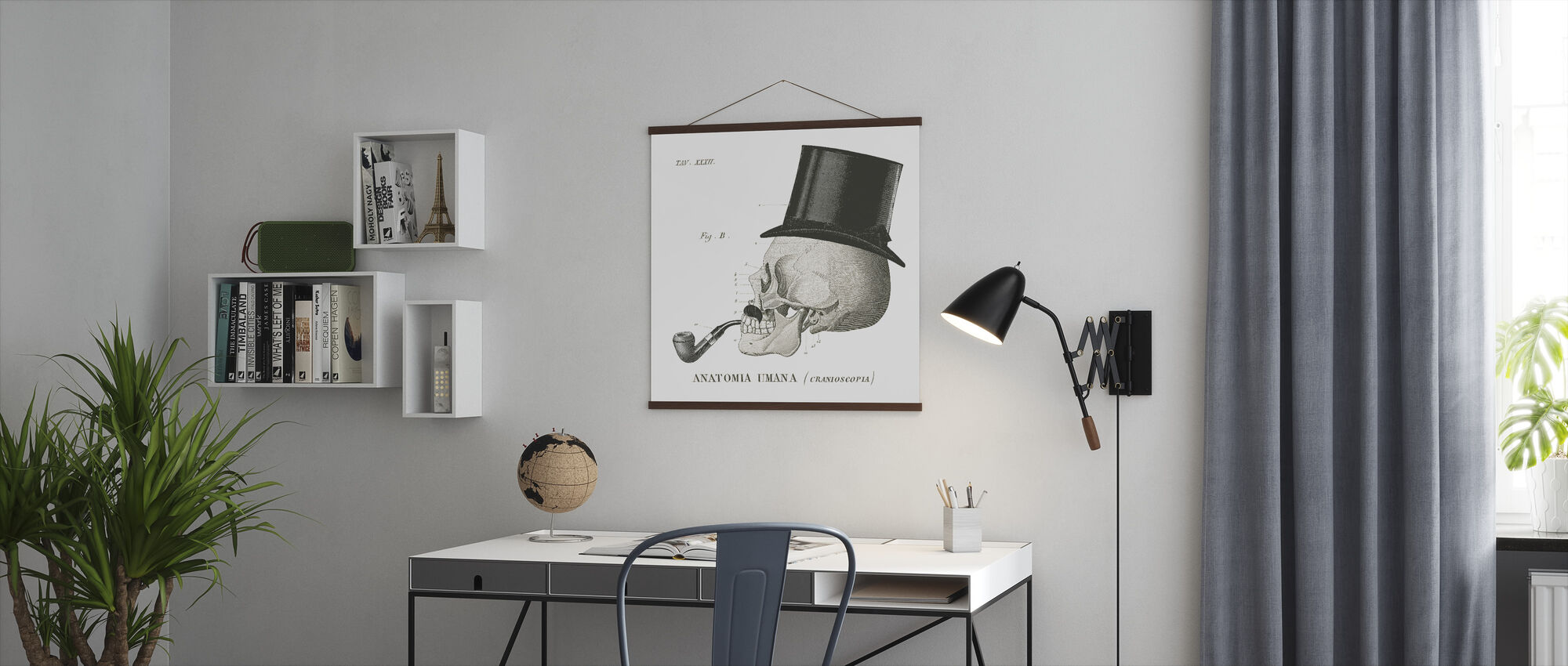 Dandy Bones II - Poster - Office