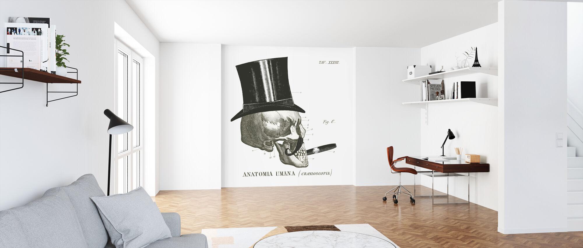 Dandy Bones III - Wallpaper - Office