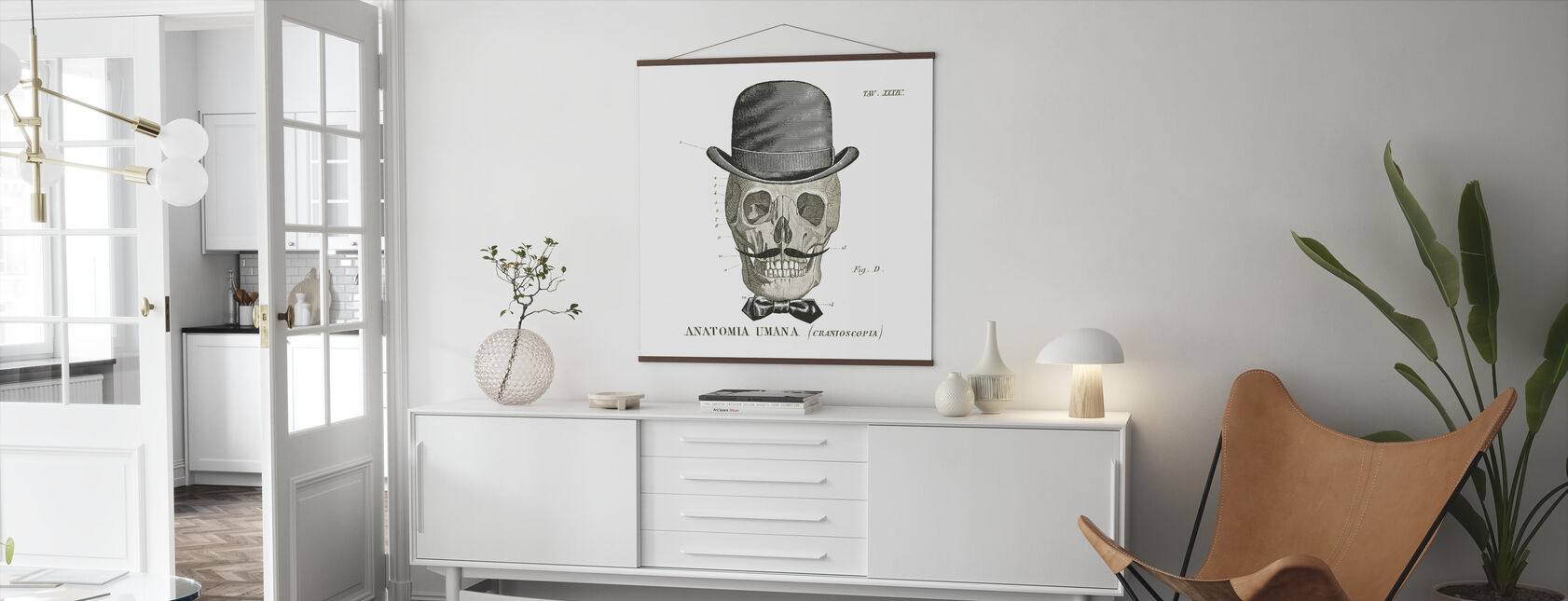 Dandy Bones IV - Juliste - Olohuone