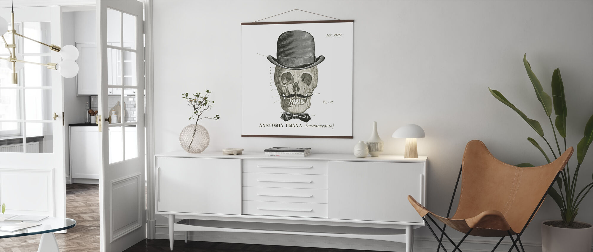 Dandy Bones IV - Poster - Living Room