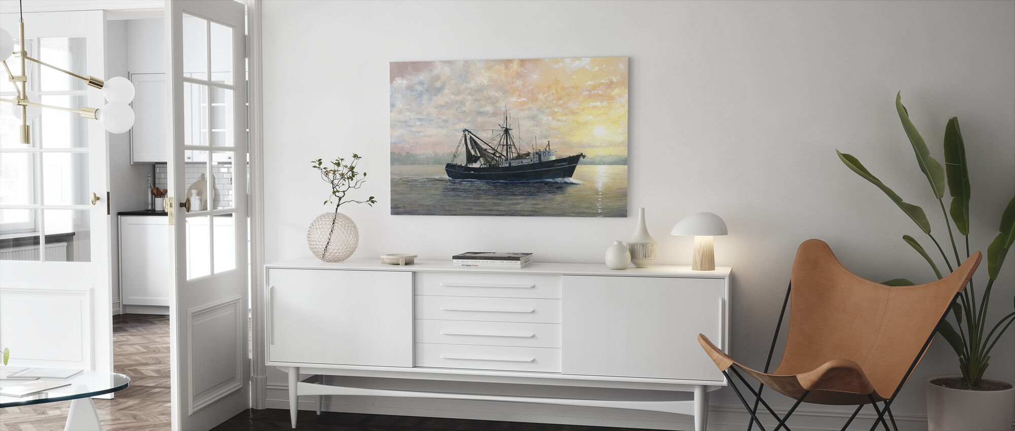 Compadre - Canvas print - Woonkamer
