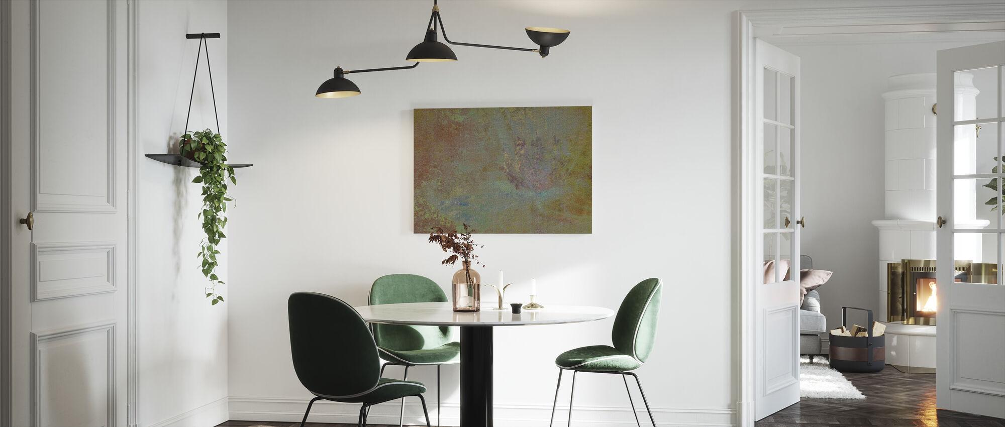 Art Back 60 - Canvas print - Kitchen