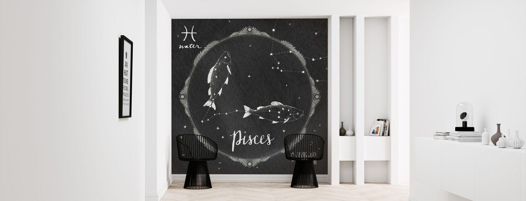 Night Sky Pisces - Wallpaper - Hallway