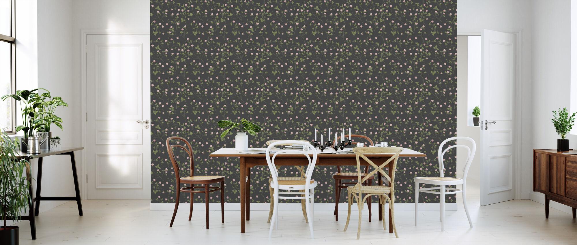 Clover Grey - Wallpaper - Kitchen