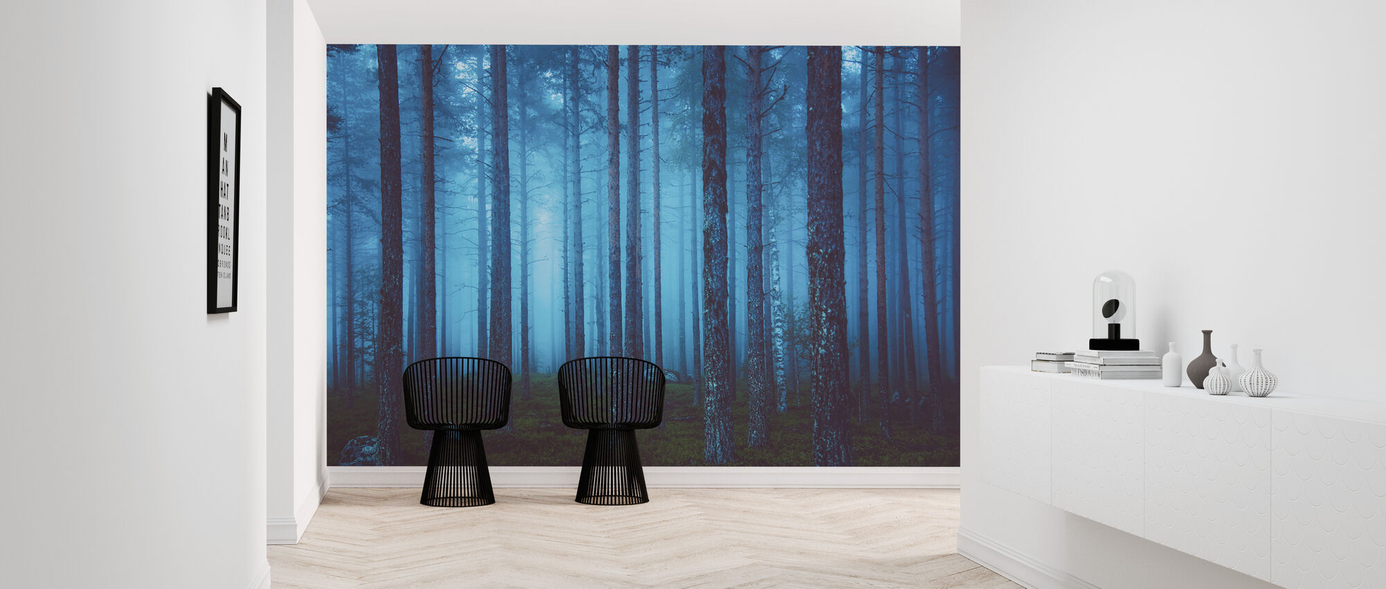 Mystic Forest - Tapetti - Aula