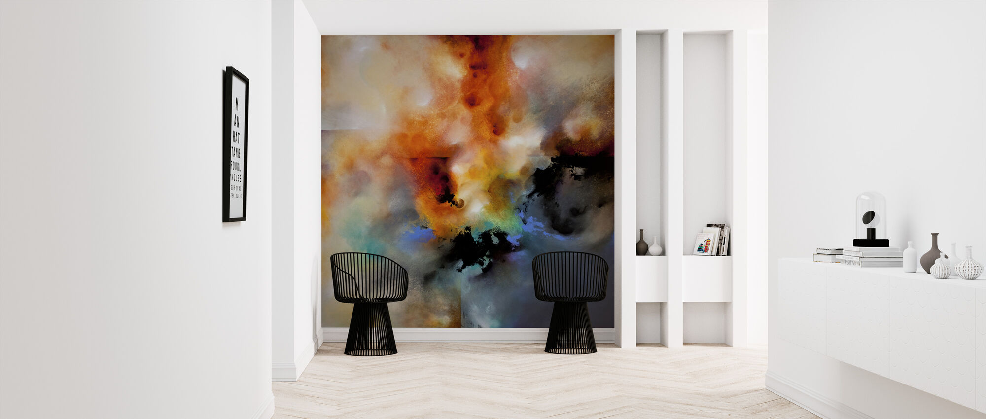 Magic Sky - Wallpaper - Hallway