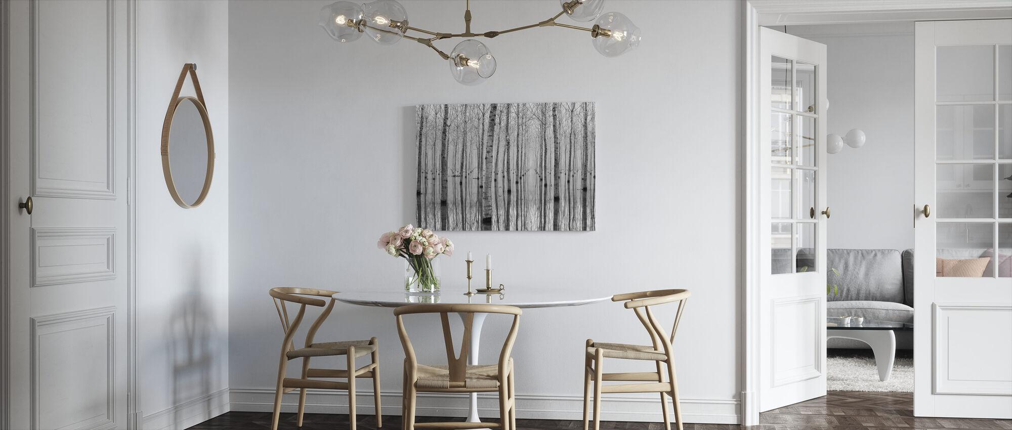 November - Canvas print - Kitchen