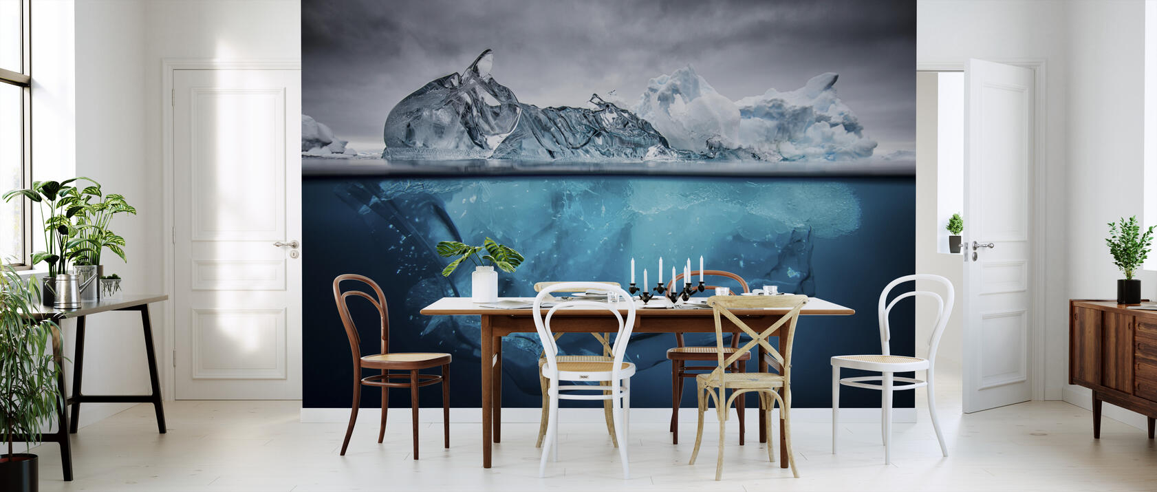 buoyancy mit fototapeten einrichten photowall. Black Bedroom Furniture Sets. Home Design Ideas