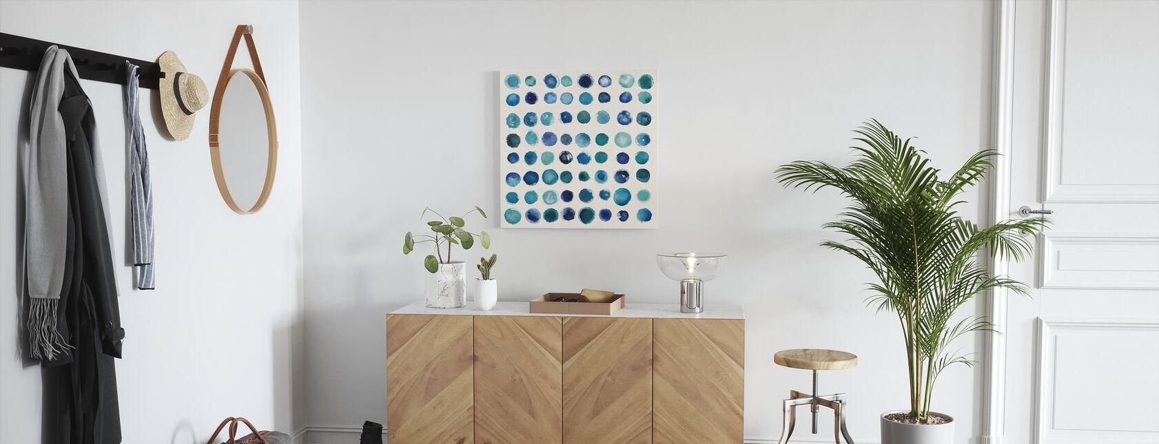 Spot of Rain - Canvas print - Hallway