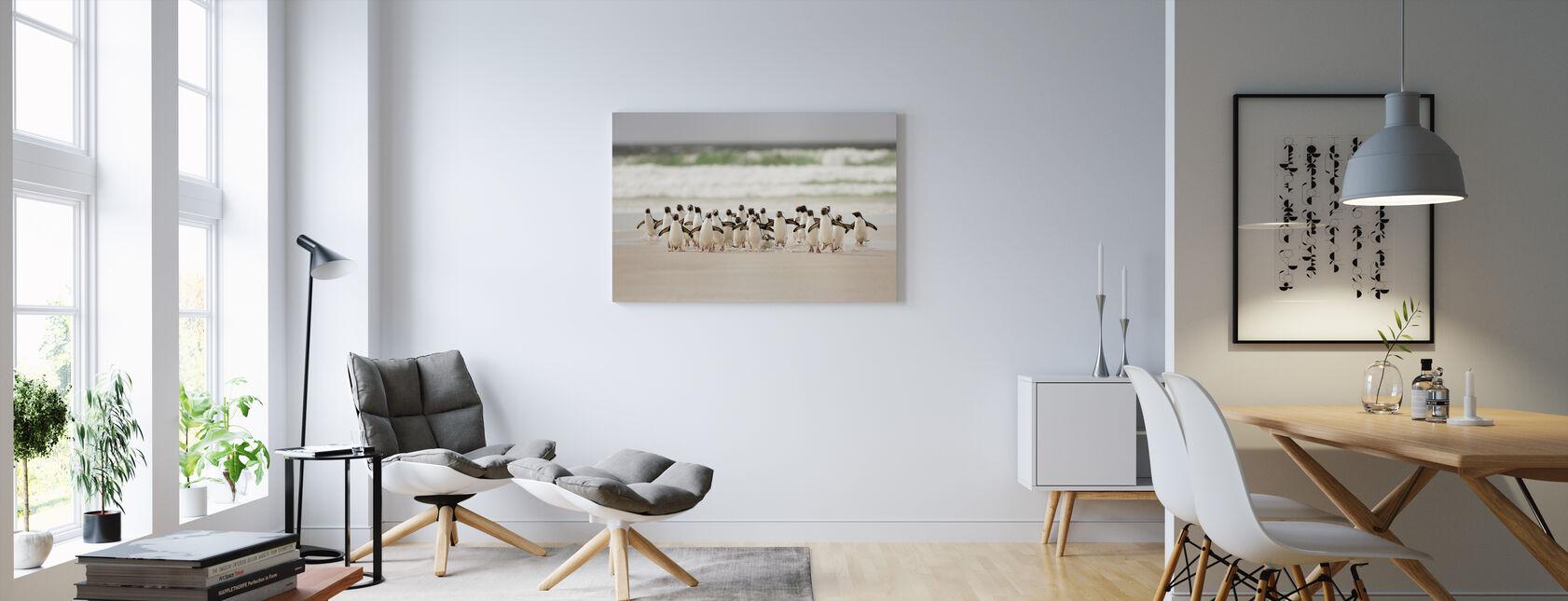 Landing - Canvas print - Living Room