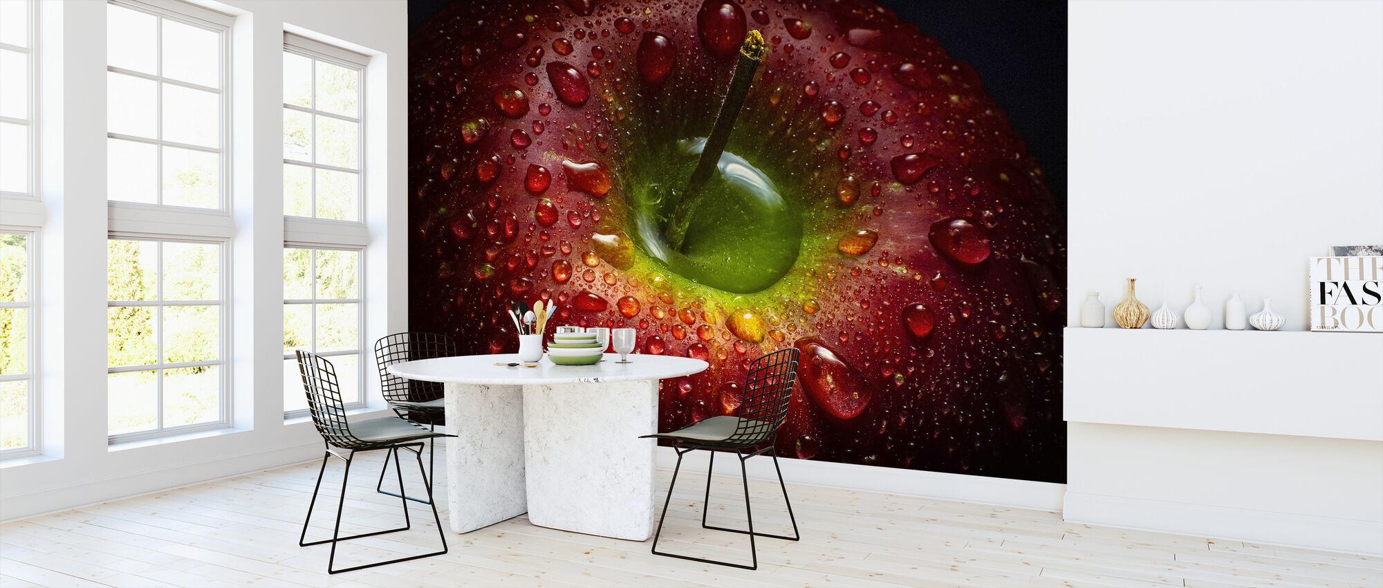 Punainen Omena - Tapetti - Keittiö