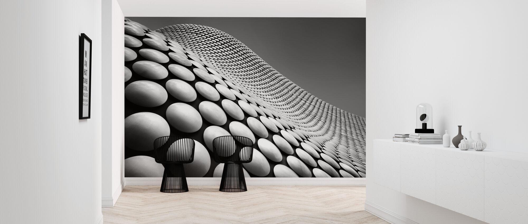 Curve - Wallpaper - Hallway