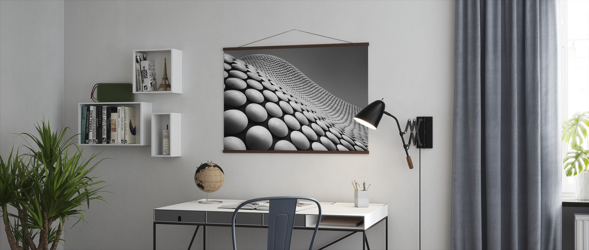 Curve - Poster - Office