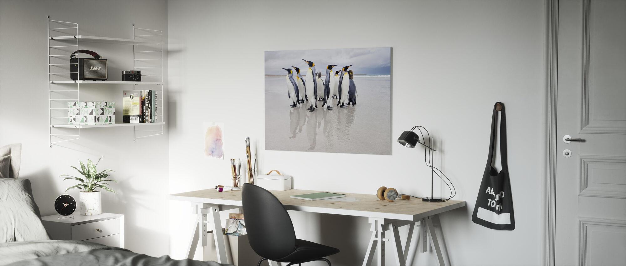 Bodyguard - Canvas print - Kids Room