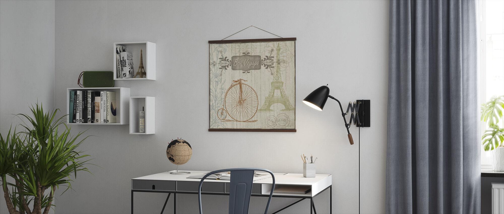 Bon Voyage - Poster - Office
