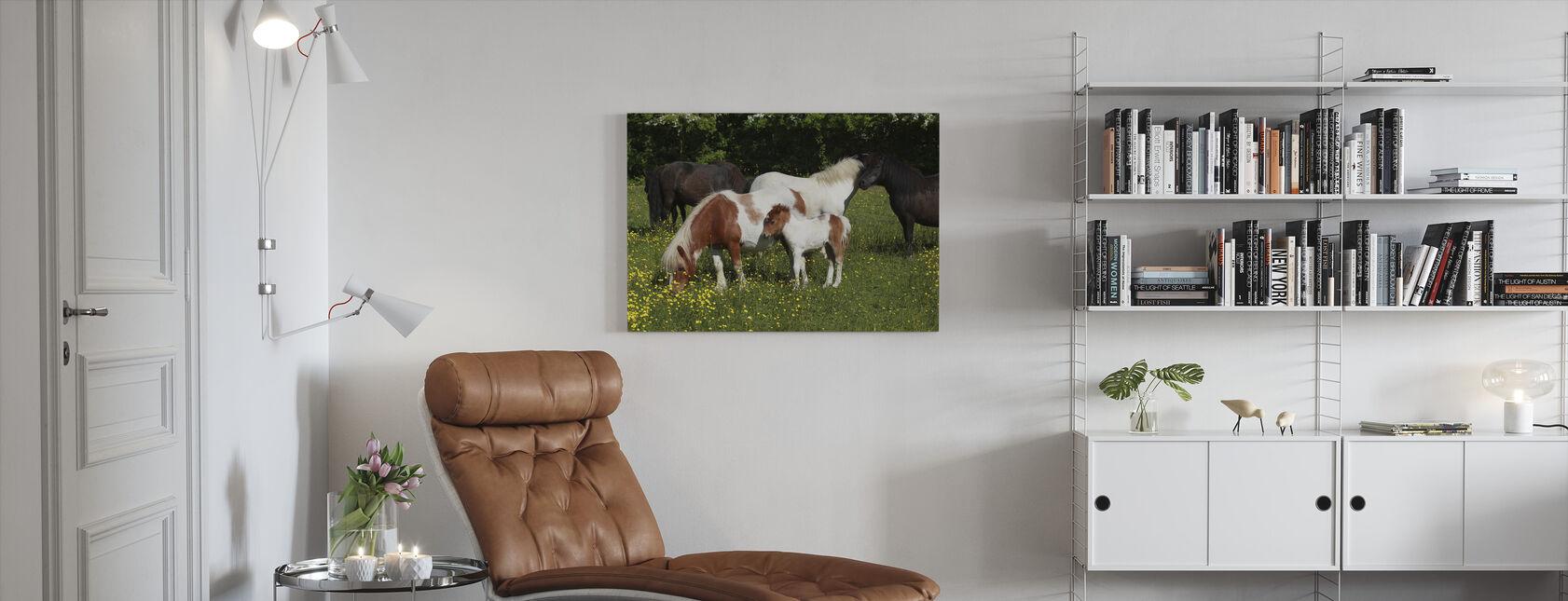 Pferde – Leinwandbilder online – Photowall